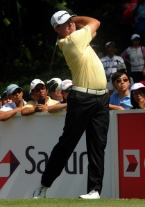 Garrigus can smash his way around this course