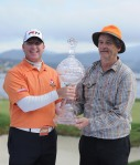 D.A. Points will hope playing partner Bill Murray brings more success