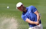 Kaymer loving the sand