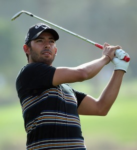 Larrazabal and his irons could be a real force this week