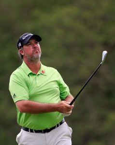 Boo admitted he is at the right weight to play his best golf at the moment