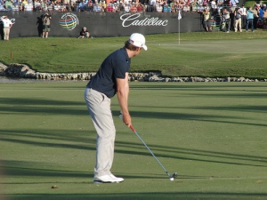 We hope to see Watney eying up more greens this week