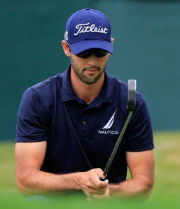 Lets hope his putter listens to him this week!