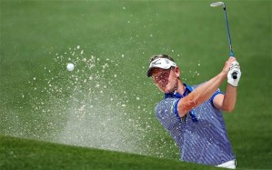 Luke Donald has nothing to lose this week