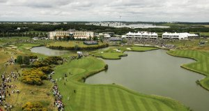 Le Golf National is one of the most incredible courses on the European Tour.