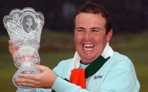 Lowry as an amateur winning the Irish Open.  With those colours round his neck, the crowd will go absolutely wild this week