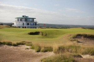 Castle Stuart, a great links course and perfect build up to The Open