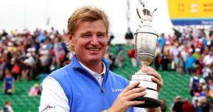 'The Big Easy' winning at Muirfield back in 2002