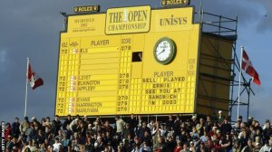 Incredible scenes back in '02 when the Open was last here