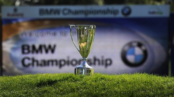 The BMW trophy