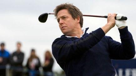Poor Actor, Good golfer?