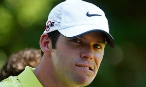 Paul Casey will not be so confused when he's got his paws wrapped round that trophy come Sunday