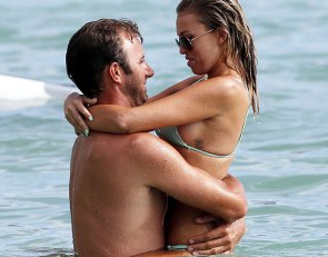 There is nothing haunting about what Dustin Johnson has to go home to