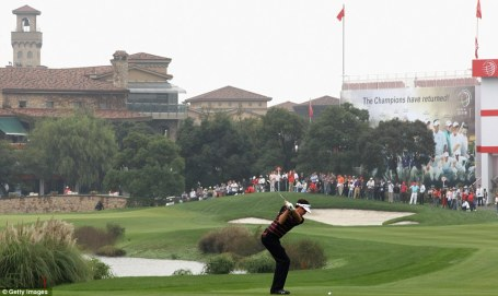 A course that encapsulates the beauty of Shanghai