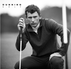 Golfer and budding model, Charles Howell