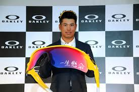 Matsuyama will not be hiding in the shade this week.