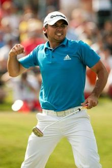 Jason Day and his ROARING passion