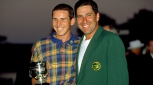 The last European to win at Augusta was Spaniard Jose Maria Olazabal in 1999, a good friend and mentor to Sergio Garcia.  What symmetry it would be for Garcia to win in 2014. Photography by Stephen Munday