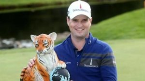 He can tame Tiger with ease.