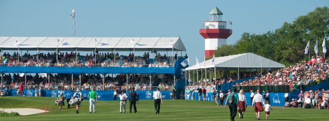Courtesy of RBC Heritage