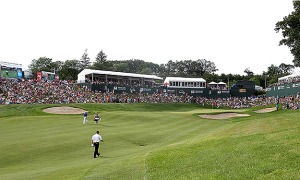 Not a bad closing hole Courtesy of PGA Tour