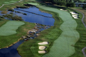 Valhalla in all its beauty.  The Nordic legend that the viking god Odin would be proud of... Photo courtesy of nicklaus.com