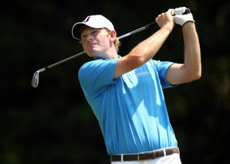 The new, short-haired Brandt Snedeker