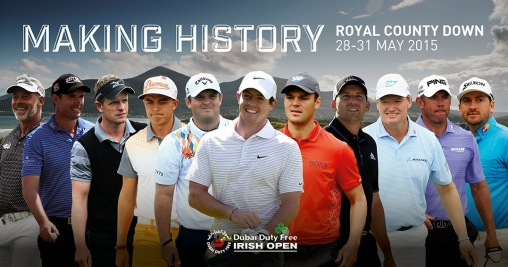 Take out Patrick Reed, but still a formidable line-up... Although doesn't McDowell's face look really super-imposed?