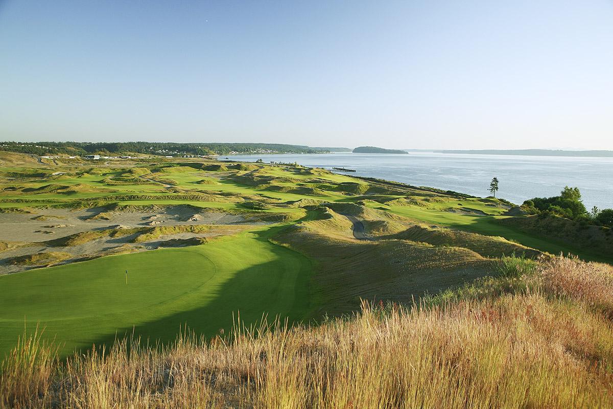 Blackjack bay golf course